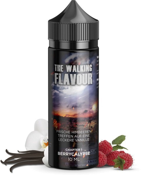 Chapter 1 Berrycalypse Aroma - The Walking Flavour